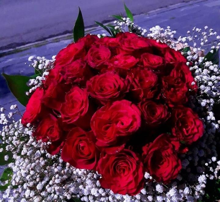 Kars'ta Çiçekçilik